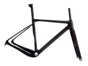 Carbon Cyclocross Gravel Bike Frame
